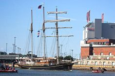 The Tall Ships Races 2013 Helsinki - Kuva: Olli Sulin