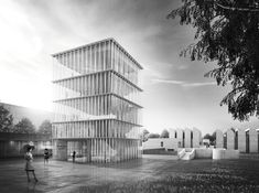 Staab Architekten . Bauhaus-ArchivMuseum für Gestaltung . Berlin  (1)