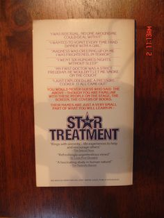 Star Treatment