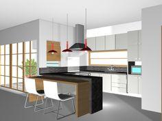 cozinha apartamento niterói
