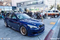 BMW E60 M5 w/ Meisterschaft GT2 & Carbon Fiber Tip @ SEMA 2012 Bmw M5 E60, Carbon Fiber, Tips, Instagram, Counseling
