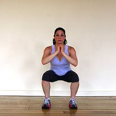 Squat Circuit Challenge: 4 Weeks to 200 Squats