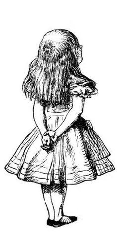 Alice Wonderland Drawings | ... Alice pictures (screencaps ...