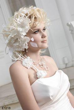 Wedding Dresses : Wedding Headpiece - LECCE