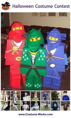 DIY Costumes for Boys