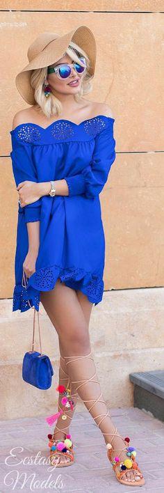 Pom Poms // Fashion Look by Sheida Fashionista