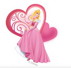 Princess Aurora's Valentine's Day