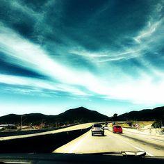Estrada linda!
