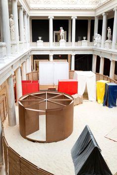 Элиу Ойтисика. «Эдем». 1969. Художественный музей Карнеги, Питсбург, 1 октября 2016 года — 2 января 2017 года
