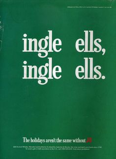Vintage J Christmas campaign