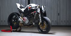 Ducati Monster MS4R