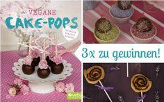 Vegane Cake-Pops: Backbuch zu gewinnen