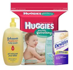 9 Baby Items for $1.27 each at CVS with these coupons!