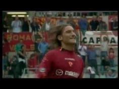 I 20 gol più belli di Francesco Totti, il Capitano Top 20 compilation co...