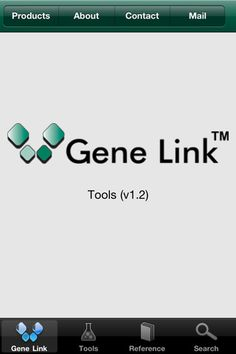 An Array of Genetic Tools from Gene Link, Inc.