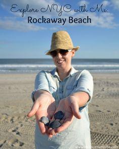 Explore NYC with Me: Rockaway Beach | Hello Little Home #NewYork #TheRockaways #RockawayBeach