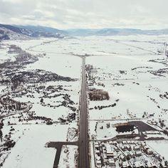 Steamboat Springs, Colorado.