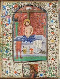 Book of Hours, MS W.3 fol. 13v - Images from Medieval and Renaissance Manuscripts - The Morgan Library & Museum