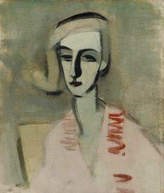 The Teacher - Helene Schjerfbeck