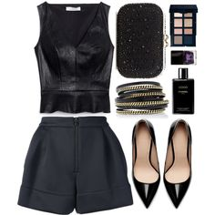"""night outfit"" by zsani20 on Polyvore"