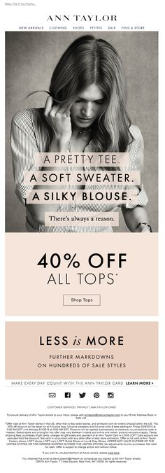 Ann Taylor Email