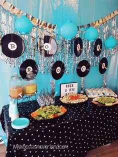 Image result for rock and roll baby shower ideas