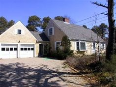 Two Car Attached Garage Plans For Cape Cod
