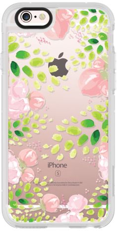 Floral Blooms iPhone 7 Case by Reverie Illustration by Halie Jost | Casetify