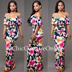 Bora Bora? The Caribbean? Cabo? You need to pack this dress for your next warm-weather getaway☀️ www.ChicCoutureOnline.com Search: Calypso **Also available in Teal  #fashion #style #stylish #love #ootd #me #cute #photooftheday #nails #hair #beauty #beautiful #instagood #instafashion #pretty #girly #pink #girl #girls #eyes #model #dress #skirt #shoes #heels #styles #outfit #purse #jewelry #shopping