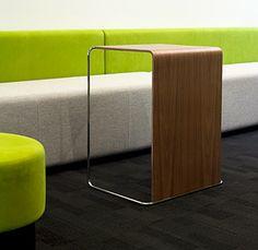 Büro Accessoires Bene PARCS Ply Table - Bene Büromöbel