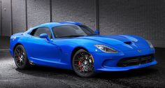 Dodge Viper. Photo By https://www.flickr.com/photos/chryslergroup/