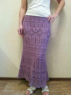 Crochet Skirts, Beautiful Crochet, Lace Skirt, Knitting, Fashion, Stuff Stuff, Lady, Tejidos, Cute Crochet