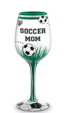 Hahahahaha Perfect now that my kid is playing soccer and I thought I would never be a soccer mom. Way too funny.