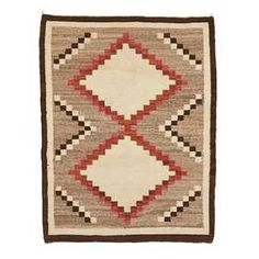 Vintage Rugs & Carpets for Sale & Antique Rugs & Carpets Carpet Sale, Rugs On Carpet, Chief Seattle, Textile Design, Navajo, Homestead, Native American, Weave, Auction
