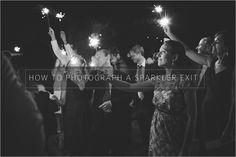 For Photographers: Photographing Sparkler Exits » Modern & Fun Virginia Wedding Photographer