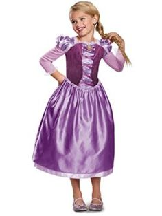 Disguise Rapunzel Day Dress Classic Costume  sc 1 st  Pinterest : aurora halloween costume  - Germanpascual.Com
