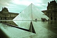 #13 went here in high school... The Lourve in Paris... 50 of the most important landmarks of the World