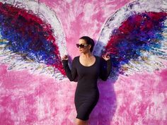 Discover the Global Angel Wings Project in Los Angeles | Discover Los Angeles Mobile