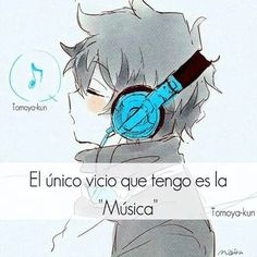 El único vicio que tengo e la música Sad Anime, Anime Chibi, Anime Love, Anime Art, Sad Poems, Angel Of Death, Shinigami, Sword Art Online, Anime Style