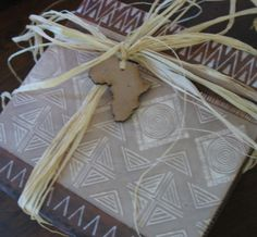 Africa present decor   Size: 5cm high   Material: raw MDF wood, 6mm thick   Cost: R20