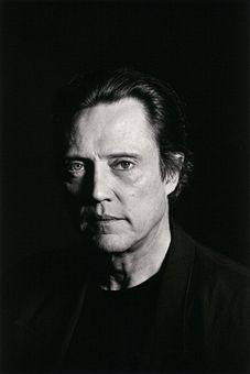 Actor Christopher Walken is photographed for Premiere Magazine on January 1, 1996 in Los Angeles, California.
