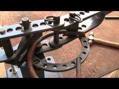 harbor freight bender - YouTube