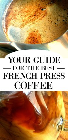 I made French press coffee recently because of this guide and I have to say, it turned out GREAT! It tasted so much better than regular drip or Starbucks coffee! Definitely a must read if you love caffeine!