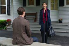 "February 2013 - Catherine Zeta-Jones wears Longchamp bags in the movie ""Side Effects"""