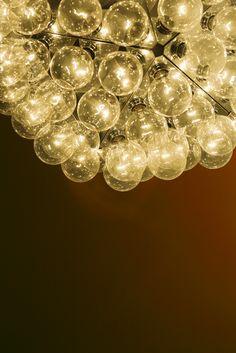 A bundle of LED lights! Decorative Lamps, Light Decorations, Chandelier, House Design, Ceiling Lights, Led, Lighting, Home Decor, Candelabra
