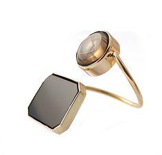 Yesim Yuksek for Alef - gold ring