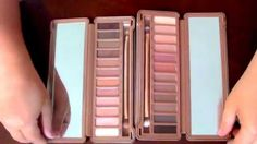 7bce1c4db Urban Decay Naked3 Palette Real VS. Fake!