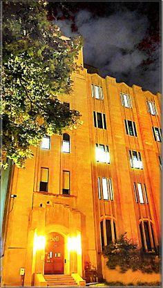 Bell Building Hamilton Ontario Photograph - Bell Building Hamilton Ontario Fine Art Print