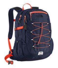 The North Face, Borealis Backpack, Cosmic Blue/Zion Orange Hiking Gear, Hiking Backpack, Backpack Bags, Puppy Backpack, Orange Backpacks, Men's Backpacks, Trendy Backpacks, Leather Backpacks, North Face Borealis
