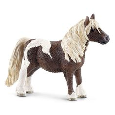 13815 Island Pony Hengst Be Novel In Design Animals & Dinosaurs Schleich